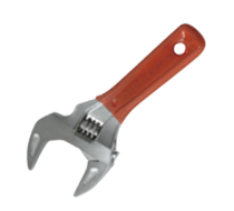 Adjustable Wrench <br>Short Handle